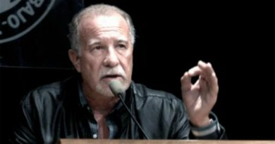 """Carrió en la mira: Plaini sugirió al Congreso que debería hacerle """"juicio político"""" por sus dichos."""