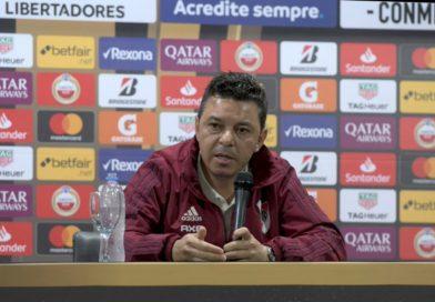 """Gallardo: """"El partido de mi vida deportiva ya lo jugué y fue a fin de año en Madrid""""."""