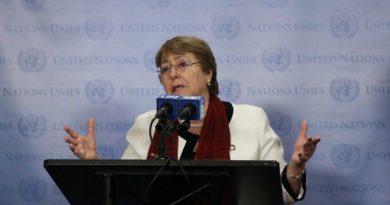 Bachelet, entristecida por Chile, pidió diálogo e investigaciones independientes.