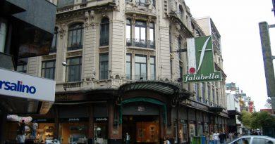 Falabella cierra su emblemático local en el corazón del centro de Rosario