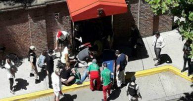 Caso del Turista Inglés: Tres sospechosos fueron aprehendidos esta tarde por el asalto.