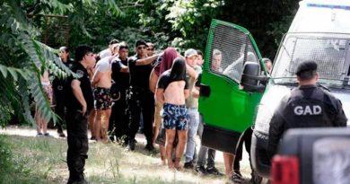 Dos de los rugbiers detenidos pidieron asistencia psiquiátrica y psicológica