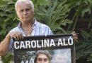 El padre de Carolina Aló pidió una perimetral para Tablado, a 24 horas de su liberación