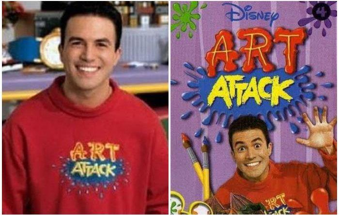Los Secretos De Art Attack El Programa De Disney La Voz De Rosario