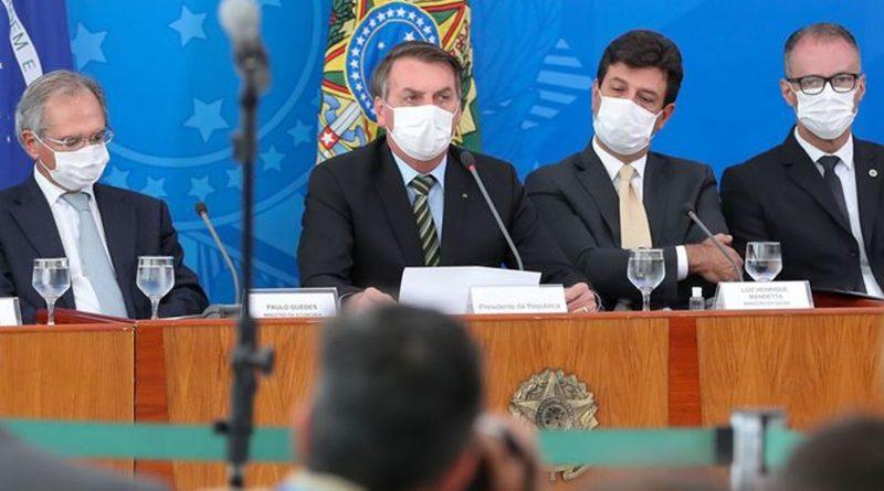 Brasil registra 22 muertos en un día por coronavirus y ya son 136 en total