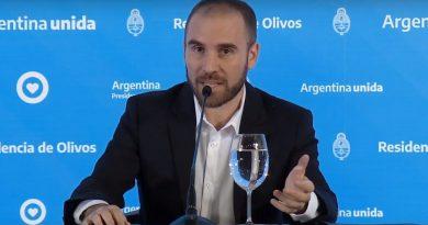 El ministro Guzmán planteó ante el G-20 soluciones para enfrentar el costo del Covid-19