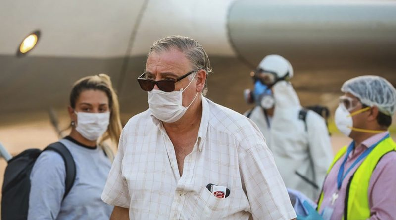 Coronavirus: Suman 20 las víctimas fatales y 820 los infectados en Argentina, informó el Ministerio de Salud