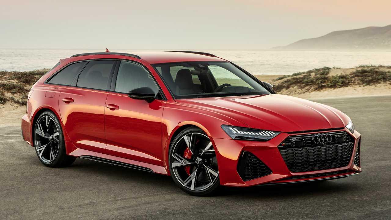 2021 Audi S6 Pictures