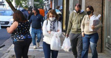 Locales y comercios cerrados la nueva postal del centro de Rosario