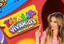 Thalía lanzó la segunda parte de su proyecto musical para chicos
