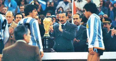 Videla y el Mundial de fútbol en Argentina 1978