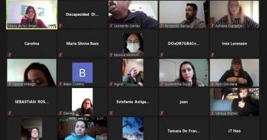Organizaciones y municipio sostienen encuentros virtuales sobre integración en el contexto de pandemia