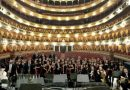 Artistas y Trabajadores del Teatro Colón asisten a pacientes aislados por coronavirus.