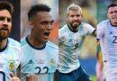 """¿Se vienen """"los 4 fantásticos"""" en la Selección Argentina? ¿Quién marca? ¿Y el """"Papu"""" Gómez?"""