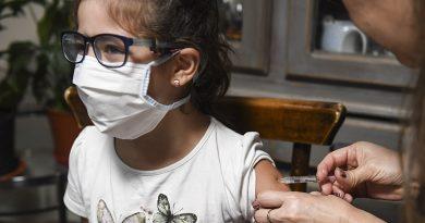 La vacunación infantil cayó hasta un 50% en algunas provincias por la pandemia.