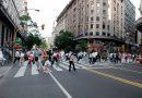 Buenos Aires: conductores y peatones se inculpan mutuamente por falta de respeto en las normas.