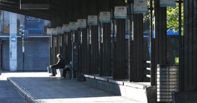 Paro de transporte: no llegaron los fondos y Rosario seguirá sin colectivos