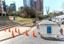 Avanzan las obras de mejoras de veredas y senderos peatonales en Rosario
