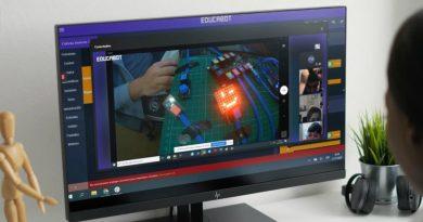 Lanzan la primera plataforma de programación de robótica a distancia con cursos para docentes y chicos