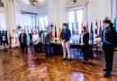Colectividades 2020: Se presentó la edición virtual gastronómica del tradicional encuentro