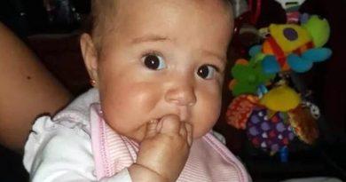 """""""Yo bajé a comprar el pan y ahora no la tengo más conmigo"""", dijo la madre de la beba asesinada"""