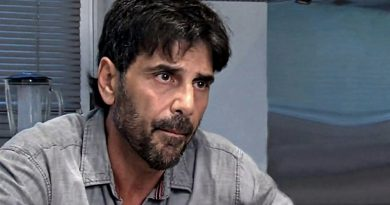 Avanza el pedido de extradición a Brasil de Juan Darthés, imputado por violación agravada.
