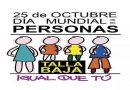 25 de octubre, día mundial de las personas de talla baja