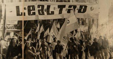 """La Lealtad Peronista,  una """"entelequia"""" de estos tiempos."""