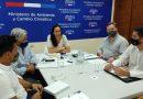 Gonnet participó de la reunión de la Comisión de Ambiente de Diputados