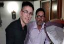Se entregó el tercer hombre que se había fotografiado con el cadáver de Maradona