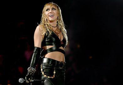 """Miley Cyrus: """"Me duele un año sin shows"""""""