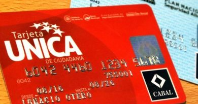 """La provincia habilitó un 0800 para titulares de la """"tarjeta única de ciudadanía"""" e institucional que no realizaron el reempadronamiento"""