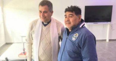 Maradona: Un sacerdote reveló el emocionante pedido que le hizo el Diez en su último encuentro