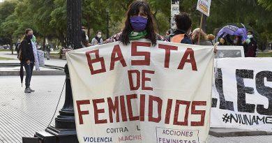 Hubo 70 femicidios en la Argentina durante el primer trimestre del año