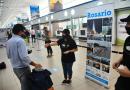 Ciudad hospitalaria: Rosario recibe a las y los turistas con beneficios para su estadía