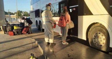 Coronavirus en el viaje a Bariloche: ya son 66 los casos en un contingente de egresados que volvió a Bahía Blanca