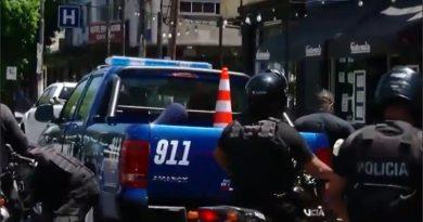Un ciclista murió tras caer bajo un camión en la Autopista Rosario – Buenos Aires