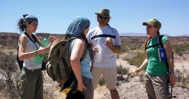La Rioja: Hallan una nueva especie de rincosaurio de 230 millones de años de antigüedad