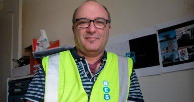 Reino Unido: El arquitecto argentino que pasó de una tragedia familiar a ayudar con la producción de vacunas