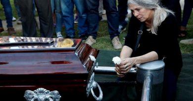 """""""Fui al cementerio, puse el oído en el pasto y esperaba que me respondiera"""": dramático testimonio de la mamá de Úrsula"""