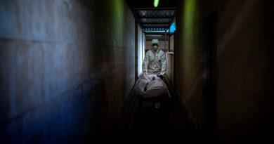 En Ushuaia, se acumulan cadáveres en un galpón sin refrigeración ni ventilación desde marzo de 2020