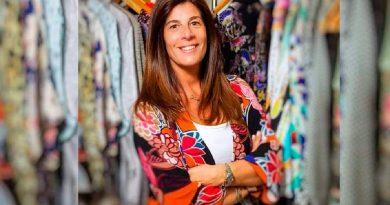 Una emprendedora rosarina llega a todo el país con sus diseños