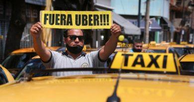 El Concejo analiza un proyecto para regularizar el trabajo de Uber en Rosario
