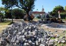 El municipio trabaja en la remodelación y puesta en valor de espacios verdes de la ciudad