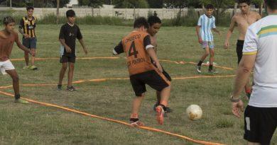 Tras el dolor, una construcción colectiva: fútbol para la integración social