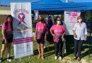 """En el día de la mujer, las chicas pink consiguieron su """"bote dragón"""" gracias a aportes del gobierno provincial"""