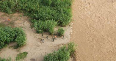 Otra tragedia en el río Bermejo: un muerto y buscan a un hombre desaparecido
