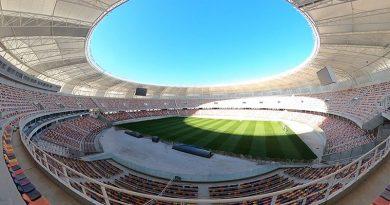 El fastuoso estadio de Santiago del Estero de la final entre River y Racing: costó más de $1500 millones, tiene 23 palcos VIP y será inaugurado por Fernández