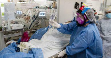 Bajan los contagios, pero sigue alta la ocupación de terapias intensivas en las provincias