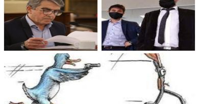 "Traferri denunció a los fiscales: ""Santa Fe, una provincia donde los patos le tiran a la escopeta"""